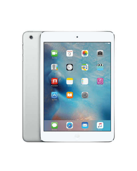 Refurbished iPad Mini 2 64 GB WiFi Silber