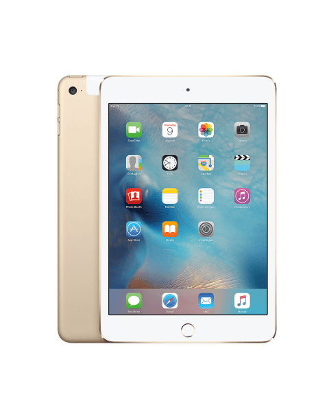Refurbished iPad mini 4 64GB WiFi + 4G Gold