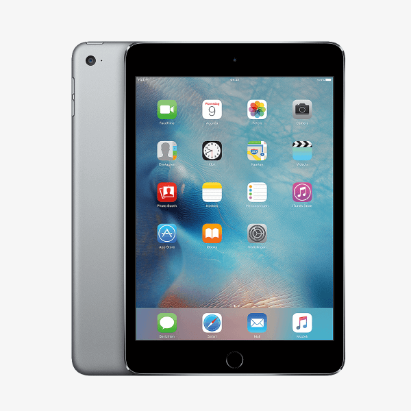 Refurbished iPad Mini 4 16GB WiFi Schwarz
