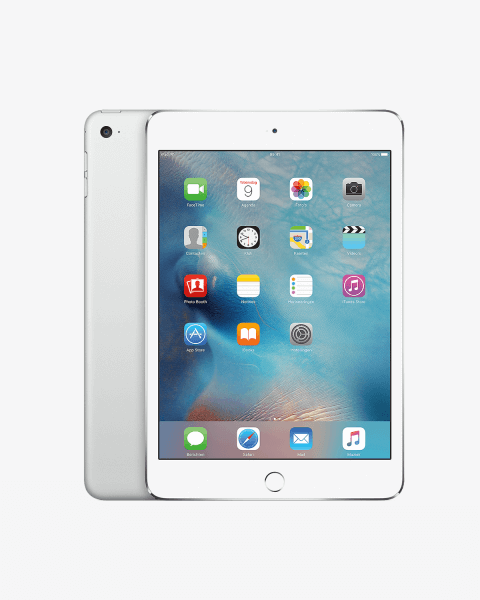 Refurbished iPad mini 4 128 GB WiFi silber
