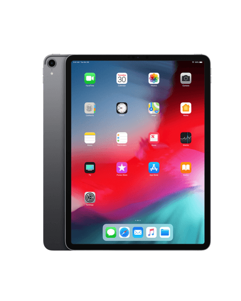 Refurbished iPad Pro 12.9 1TB WiFi Weltraumgrau (2018)
