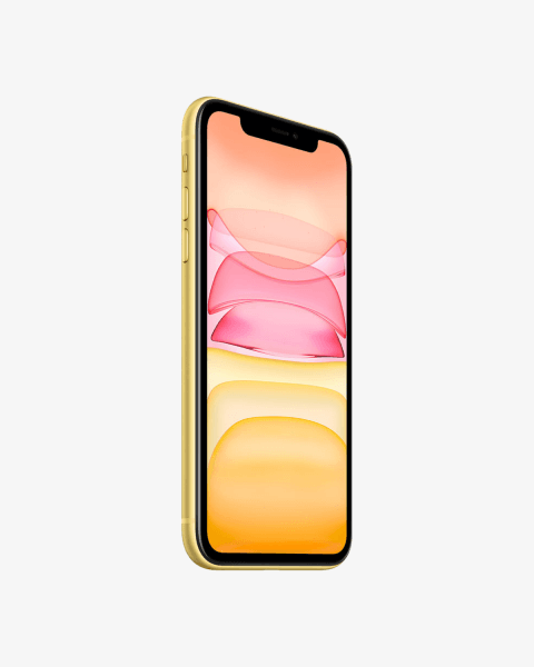 Refurbished iPhone 11 64GB Gelb