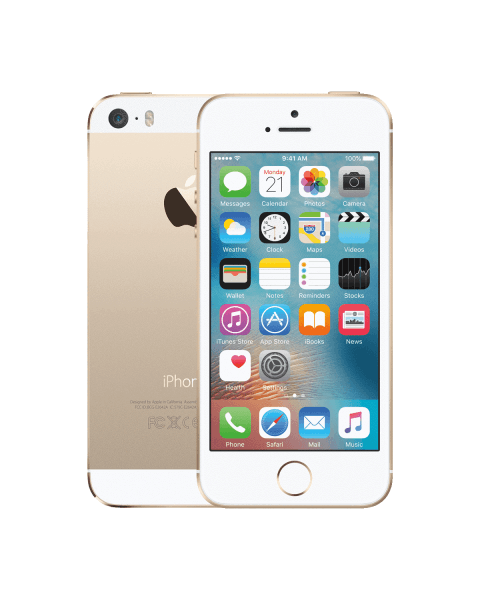 Refurbished iPhone 5S 64GB Gold