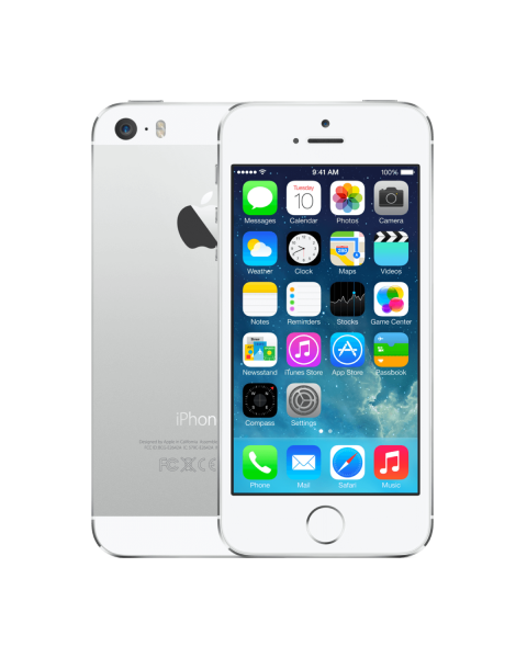 Refurbished iPhone 5S 16GB silber