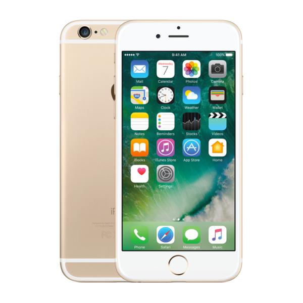 Refurbished iPhone 6 32 GB Gold