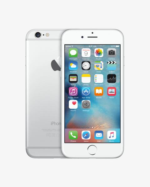 Refurbished iPhone 6 16GB Silber