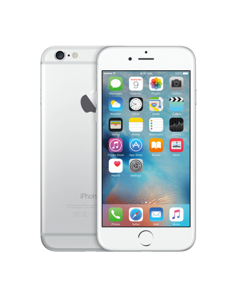 Refurbished iPhone 6 16GB silber