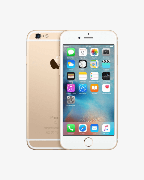 Refurbished iPhone 6S 16GB Gold