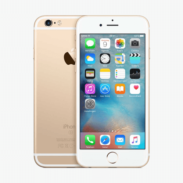 Überholtes iPhone 6S 128GB Gold
