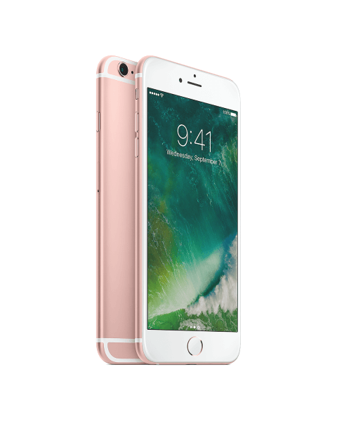 Refurbished iPhone 6S Plus 128 GB Rotgold