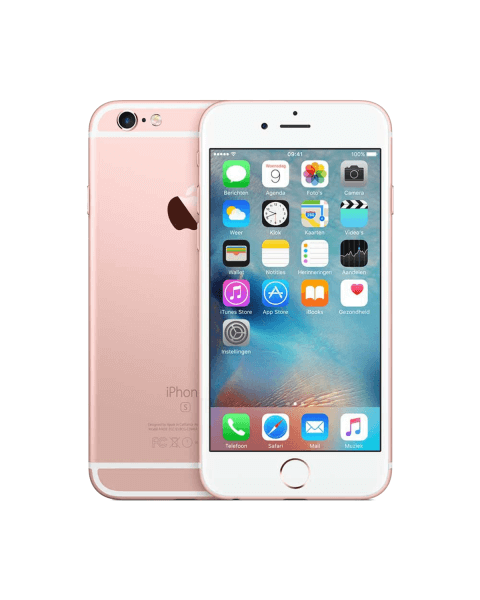 Refurbished iPhone 6S 64GB Roségold