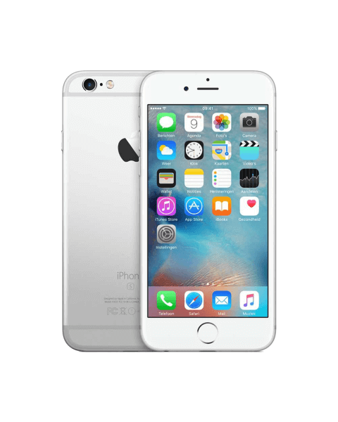 Refurbished iPhone 6S 32GB silber