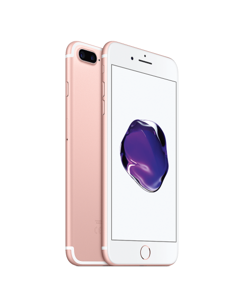 Refurbished iPhone 7 plus 128 GB Roségold