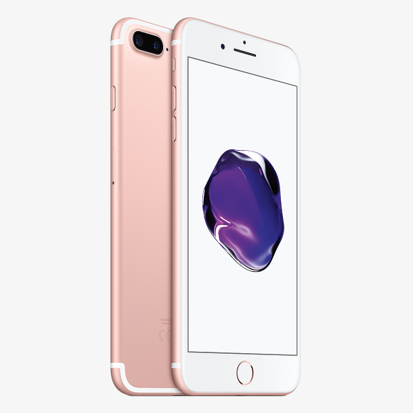 Refurbished Iphone 7 plus Rotgold
