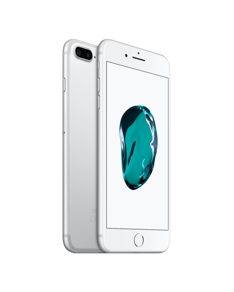 Refurbished iPhone 7 plus 32 GB Silber