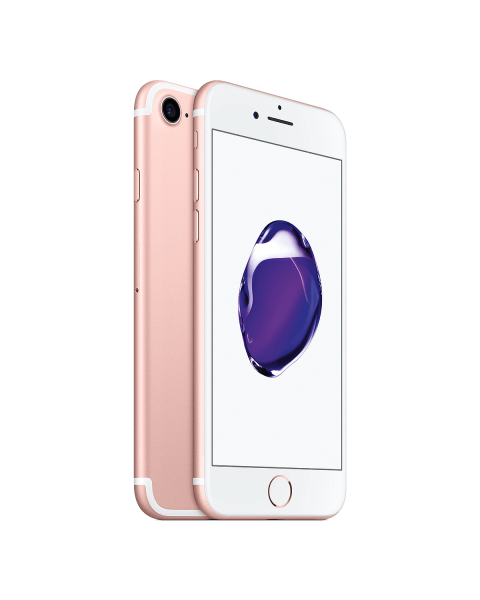 Refurbished iPhone 7 128GB Roségold