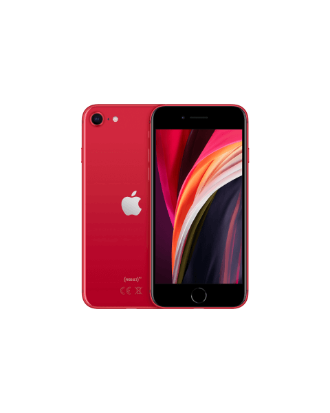 Refurbished iPhone SE 256GB Rot (2020)