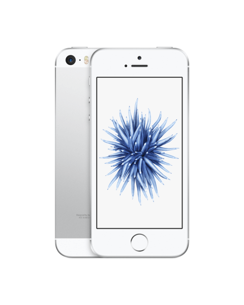 Refurbished iPhone SE 64GB Silber