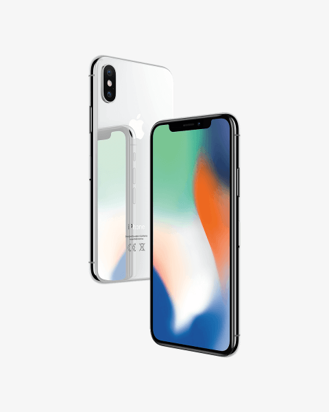 Refurbished iPhone XS 256 GB Silber