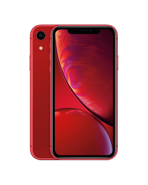 Refurbished iPhone XR 128 GB Rot