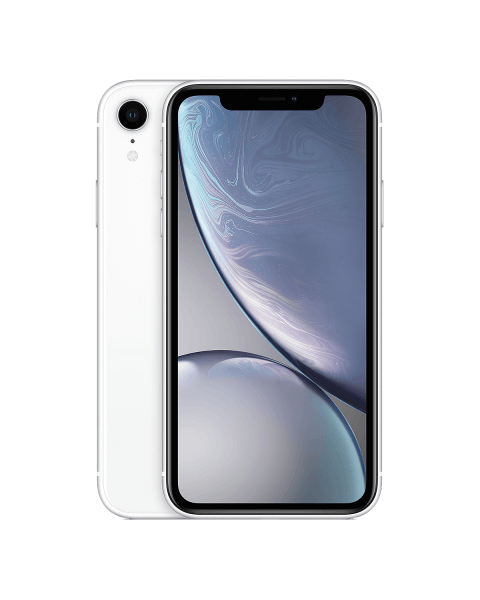 Refurbished iPhone XR 128 GB Weiß