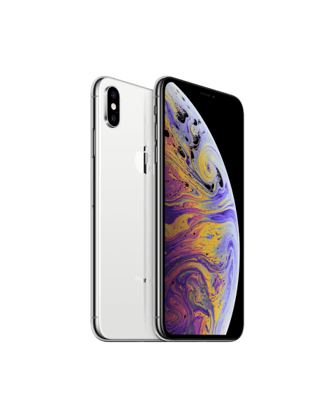 Refurbished iPhone XS Max 256 GB Silber