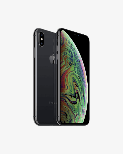 Refurbished iPhone XS Max 256GB space grey