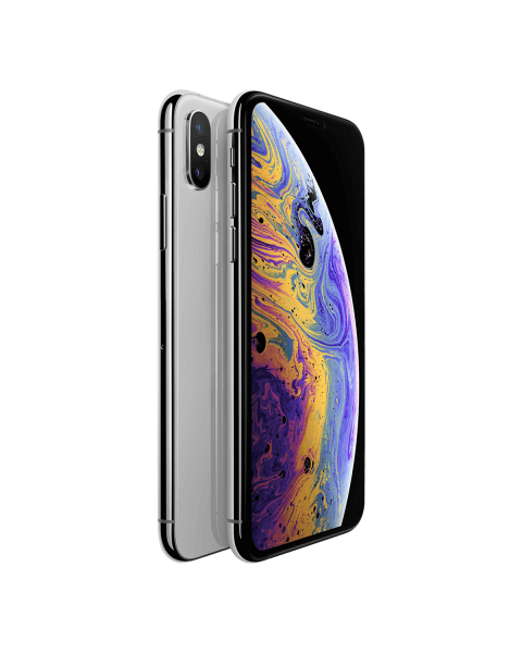 Refurbished iPhone XS 512 GB Silber