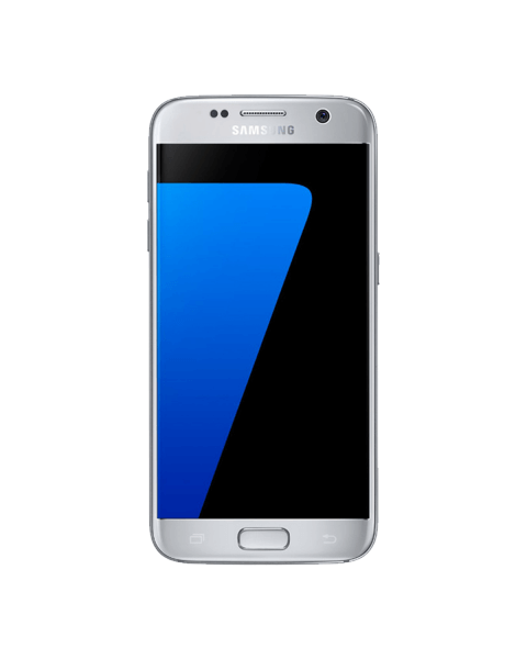 Refurbished Samsung Galaxy S7 32 GB Silber