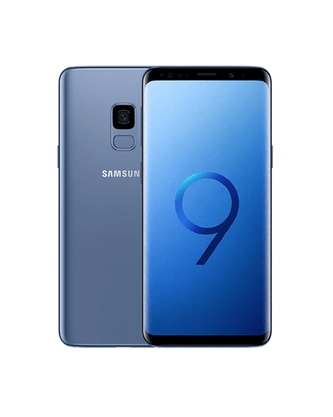 Refurbished Samsung Galaxy S9 64 GB Blau