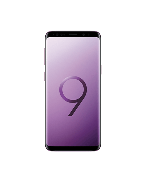Refurbished Samsung Galaxy S9 Plus 64GB paars