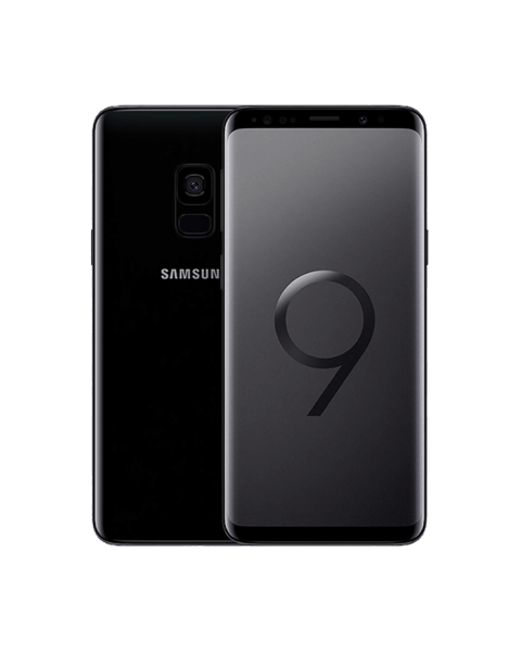 Refurbished Samsung Galaxy S9 64 GB Schwarz