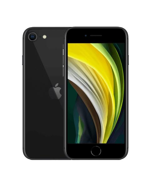 Refurbished iPhone SE 256GB Schwarz (2020)