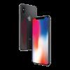 Refurbished iPhone X 256 GB Space Grau