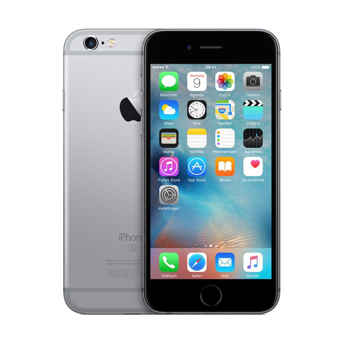 Refurbished Iphone 6s Raumgrau